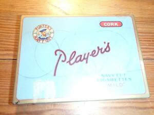 Players cigarette tin box Windsor Region Ontario image 1