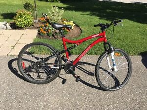 "ALMOST NEW! CCM 21 SPEED 26"" BIKE - LESS THAN 1/2 PRICE!"