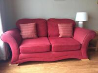 Two 2 Seater sofas For Sale