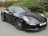 2014 Porsche 911 3.8 Turbo 991 Turbo PDK AWD 2dr