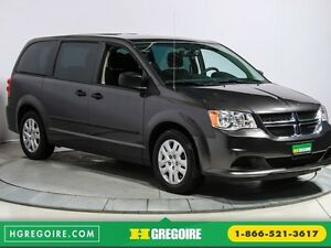 2016 Dodge GR Caravan CANADA VALUE PACKAGE A/C BLUETOOTH GR ELEC