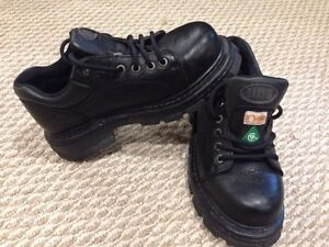 Ladies steel toe safety shoes - Hanover
