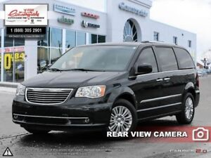 2015 Chrysler Town  Country PREMIUM  - Leather Seats