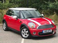 Mini Hatch 1.6 Cooper 3dr PETROL AUTOMATIC 2011/11