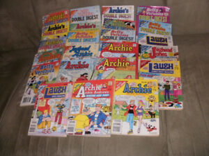 Archie Comic Digest Collection