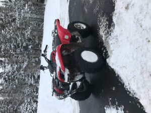 2007 Grizzly 700