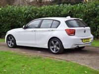 BMW 1 Series 116i 1.6 Sport 5dr PETROL MANUAL 2011/61