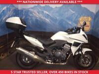 HONDA CBF1000 CBF 1000 FA-B ABS MODEL ONE OWNER TOP BOX 2012 12 PLATE