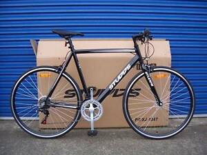 Brand New Studds 100 Alloy Road Bike - Shimano Gearing Port Melbourne Port Phillip Preview