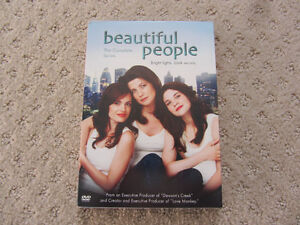 Beautiful People on DVD - Entire Series