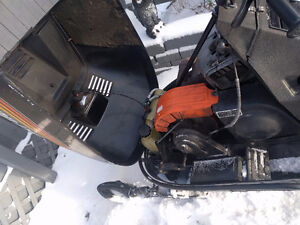 ## WOW !! ''A 1977 SKI DOO ELAN FOR SALE '' DON'T  MISS OUT ###