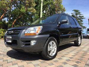 $8,500 · Great condition! Low km! 2007 Kia Sportage LX-V6 |4x4|
