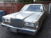 2 Tone Lincoln ,second owner
