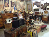 """Inside Pickin"" St. Catharine's Flea Market, 46 Turner Crescent"
