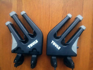 Thule 575 Snowboard Rack Holds 2 Boards