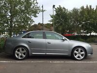 AUDI A4 2.0 TDI S LINE SALE BARGAIN FIRST TO SEE WIll BUY!!!!