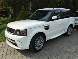 2012 Land Rover Range Rover Sport HSE SUV, Crossover