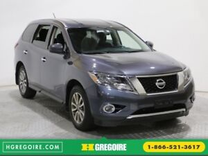 2014 Nissan Pathfinder S AUTO AC MAGS 7 PASS MAGS GR ELECT