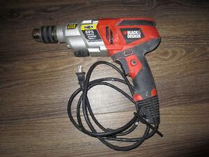 Black & Decker hammer/drill