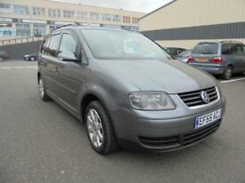 Volkswagen Touran 2.0TDI ( 5st ) 2005MY SE Finance Available