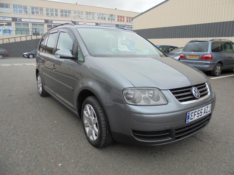 Volkswagen Touran 2.0TDI ( 5st ) 2005MY SE Finance Available