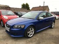 2008 Volvo C30 2.4 D5 R-Design Sport Coupe 2dr Diesel Manual (164 g/km, 178