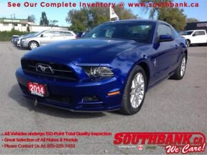 2014 Ford Mustang V-6 2 door Coupe