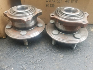 2015 challenger/charger/300 rear hubs