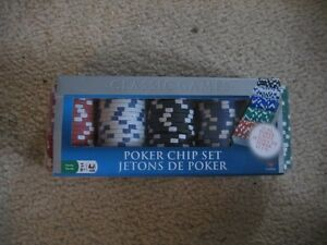 Casino Style Poker Chips