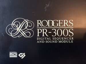 Rodgers Digital Sequencer & Sound Module London Ontario image 2