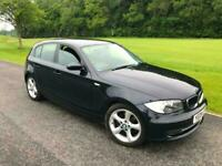 2009 BMW 1 Series Great condition.Faultless. Delivery. 118d Sport 5dr HATCHBACK