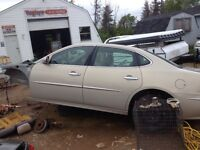 Parting out 2009 Buick Allure