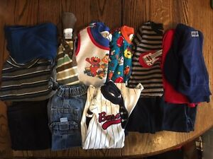 3 & 6 Month Boys Clothing Lot