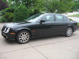 2002 Jaguar S-TYPE 4.0 Sedan