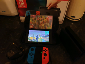 Nintendo Switch and Mario Kart Deluxe 8 swap xbox 1 x or £200