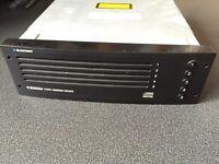 Blaupunkt 5 disc in dark cd changer for Peugeot