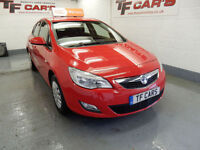 Vauxhall/Opel Astra 1.4i VVT - FINANCE AVAILABLE FROM ONLY £25 PER WEEK!