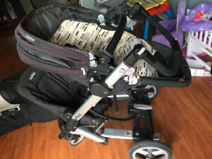 ACCESSORIES / extra seats for Peg Perego Skate