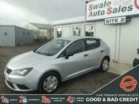 2013 SEAT IBIZA S A/C 1.2L - BRILLIENT MPG - IDEAL FIRST CAR - AFFORDABLE