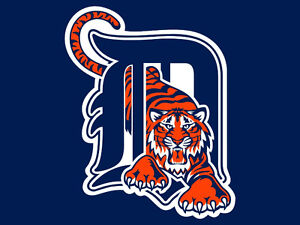 4 Detroit Tigers tickets Saturday April 29th