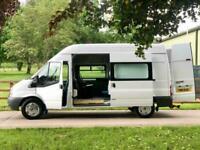Ford Transit 2.4TDCi Lwb Van / Welfare Van / Messing Van / Camper Van / Crew Van