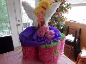 PINATA TINKERBELL-FÉE CLOCHETTE-ACCESOIRES