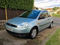 Ford Fiesta 1.25 finesse