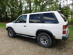 1995 Nissan Pathfinder XE Other $3500.00