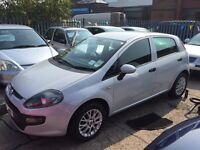 Fiat punto 1.4 s 2011 only 55000 miles