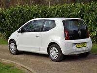 Volkswagen Up Move Up 1.0 3dr PETROL MANUAL 2014/64