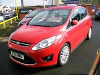 2011 FORD C MAX 2.0 TDCi Titanium Powershift Auto TWO OWNERS F.S.H