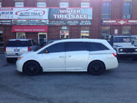 Honda Odyssey 2005-2010 Winter Tire & wheel Packages Auto Trax City of Toronto Toronto (GTA) Preview