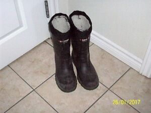 baffin lined steel toe boots,