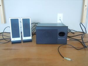 Altec Lansing powered audio system VS 2121 speaker system